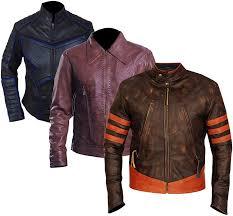 Jackets En Cuir